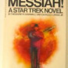 Spock, Messiah! (Star Trek novel), 1976, great condition