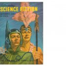 Astounding Science Fiction, Sept. 1950 issue w/Fritz Leiber etc.