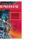 Worlds of Tomorrow sci fi magazine, Spring 1971 issue