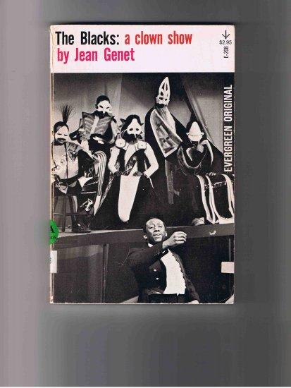 The Blacks: A Clown Show, by Jean Genet (1977)
