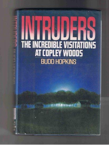 Intruders, by Budd Hopkins, 1987 (hardcover)