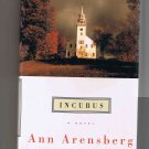Incubus, by Ann Arensberg (1999, hardcover, first edition)