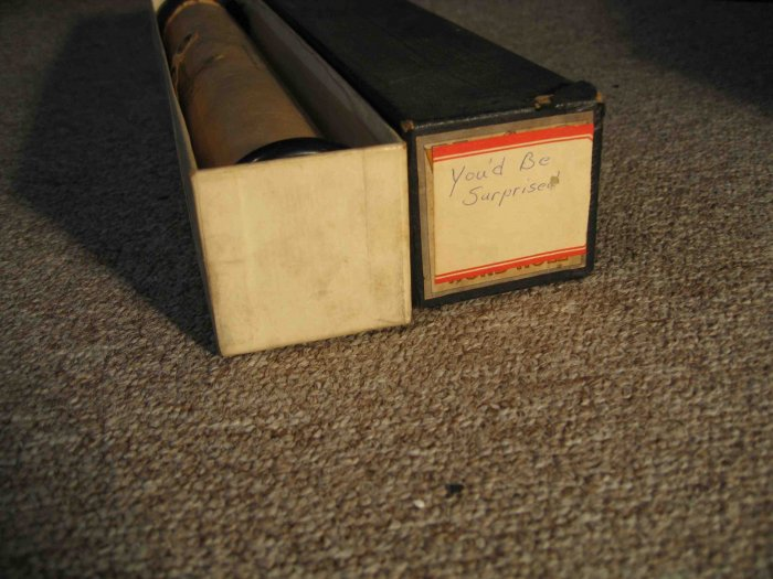 """Irving Berlin, """"You'd Be Surprised,"""" 1919 piano roll"""