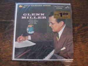 "Glenn Miller picture sleeve 45 EP with ""Elmer's Tune"" etc."