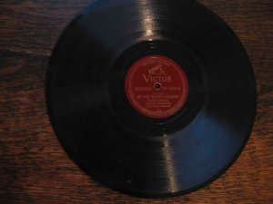 """Tommy Dorsey 78 rpm, """"By the Sleepy Lagoon"""" b/w """"Melody"""""""