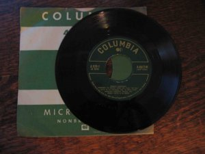 """Percy Faith 45rpm single from Gershwin's """"Oh Kay"""""""