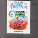 Legends of Ireland, by C. M. Garner (1968, hardcover, scarce item)