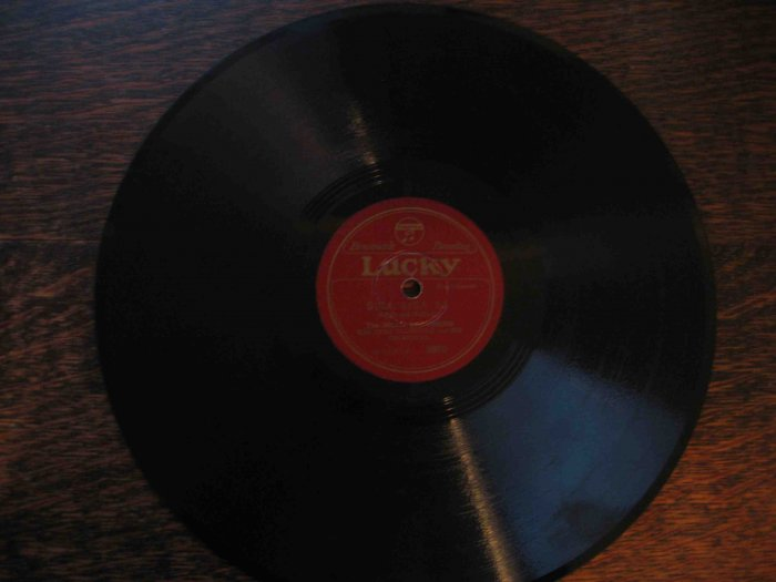 """Mills Brothers/Duke Ellington 78 rpm record, """"Diga Diga Do"""" b/w """"I Can't Give You Anything but Love"""""""