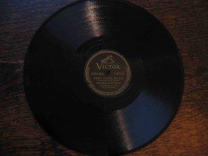 "Glenn Miller 78 rpm record, ""Sweet Eloise"" b/w ""Sleep Song"""