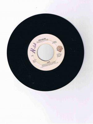 "Van Halen 45 rpm single, ""Jump"" b/w ""House of Pain"" (1983)"