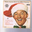 "Bing Crosby/Andrews Sisters 33rpm 7"" Christmas EP in picture sleeve"