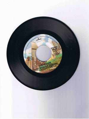 """Dexys Midnight Runners 45rpm single, """"Come On Eileen"""" / """"Let's Make This Precious"""" (1982)"""
