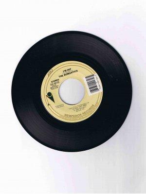 "Romantics 45rpm single, ""I'm Hip"" / ""Talking in Your Sleep"" (1983)"