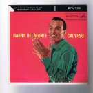 "Harry Belafonte 45rpm EP, ""Calypso,"" picture sleeve only"