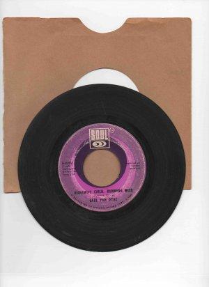 Earl Van Dyke 45 �All the Love I�ve Got�/�Runaway Child, Running Wild� 1969 Motown
