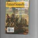 Magazine of Fantasy & Science Fiction, February 2007 issue