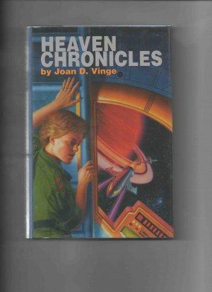 Heaven Chronicles, by Joan D. Vinge (1991, hardcover)