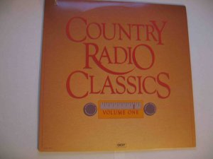 �Country Radio Classics, Volume One� 1986 LP (Carl Perkins, Jeanne Pruett)