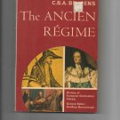 The Ancien Régime, by C. B. A. Behrens (1968)
