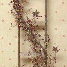 Rustic Ladder W/Garland