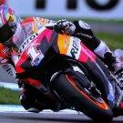 Nicky Hayden Honda RCV211 MotoGP Repsol Poster #1 Print