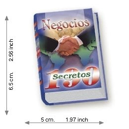 Business Secret 190 - Luxury - Mini Book