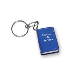 I travel The Fortune - Key Ring - Mini Book