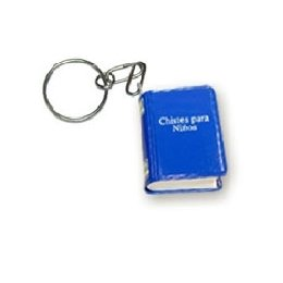 Pleasantries For Children - Key ring - Mini Book
