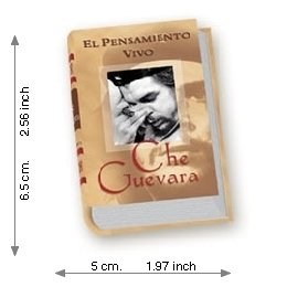 The Living Thought Of Che Guevara - Luxury - Mini Book