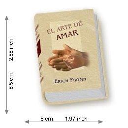The Art Of Loving - Luxury - Mini Book