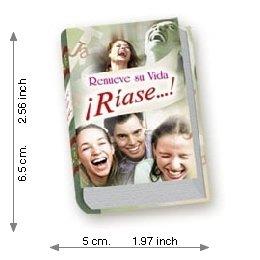 Renew your Life: laugh ...! - Luxury - Mini Book