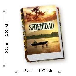 Serenity - Mini Book
