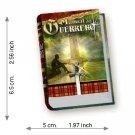 The Warrior's Manual - Luxury - MiniBook