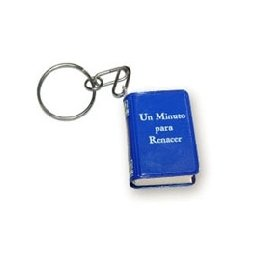 A Minute To be reborn - Key ring - Mini Book