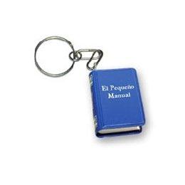 The Manual Child - Key ring - Mini Book