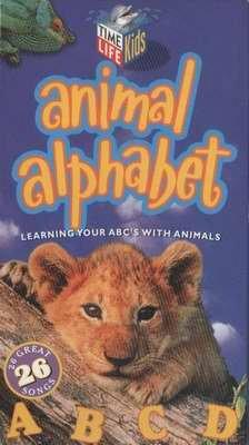 ANIMAL ALPHABET Time Life Kids ABCs Fun!