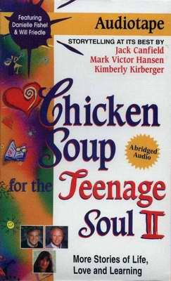 CHICKEN SOUP for TEENAGE SOUL II Audio NEW