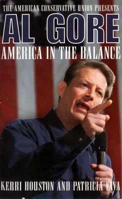 AL GORE America in the Balance 2000 ACU