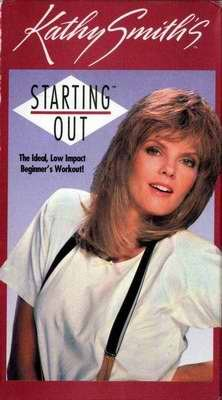 KATHY SMITH Starting Out Beginners WORKOUT  VHS