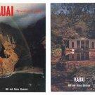 KAUAI Traveler's Guide - Bill & Diana Gleasner 1984