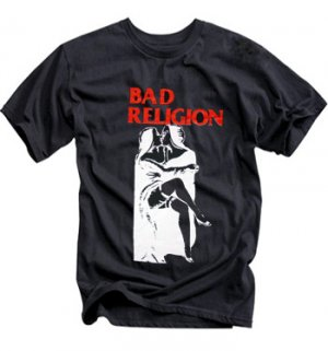 Bad Religion Band Vintage Punk Rock T Shirt