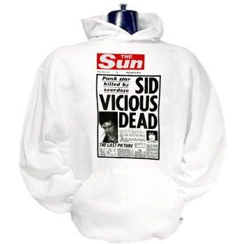 Sid Vicious Punk Rock Hoodies sweatshirts