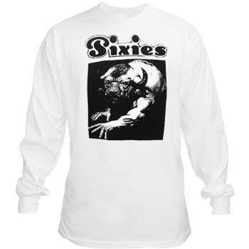 Pixies Music Punk Rock Goth Oi Ska Band Classic Cool Long-sleeve T-shirts Tees Concert Wear