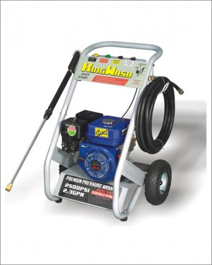 NEW GAS POWERED PRESSURE WASHER 2,500 PSI 5.5HP