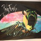 RARE OOP Pink Floyd Marching Hammers The Wall Cloth Fabric Wall Poster Flag-New