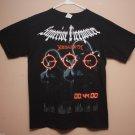 Megadeth Superior Firepower Sniper Black T-Shirt Tee Medium MED New!!!