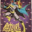 DC COMICS Batgirl Bat Girl  Cloth Fabric Textile Poster Flag Tapestry Banner-New