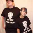 WE ARE ANONYMOUS ANON /B/ V FOR VENDETTA SMALL-LARGE-3XL TSHIRT T-SHIRT-NEW!
