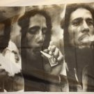 BOB MARLEY REGGAE Triple Smoke Cloth Poster Flag Tapestry Fabric Banner-NEW!!!