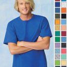 5250 Hanes Men's Basic Tagless Tee Jersey Short Sleeve T-Shirt S-4XL-26 COLORS!